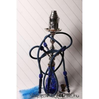 Top Mark ¤ 82cm ¤ Kék ¤ 3személyes ¤ Mintás üveggel