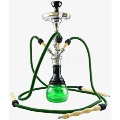 Aladin ¤ Timbuktu 2 modell 66cm ¤ Fekete/zöld ¤ 3 személyes