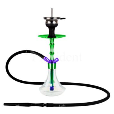 Aladin vizipipa ¤ MVP 360 ¤ Hero Edition Zöld/lila ¤ 36cm