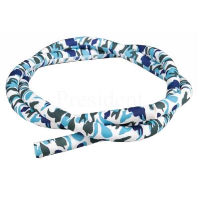 Amy szilikon cső ¤ Soft touch ¤ Blue camouflage