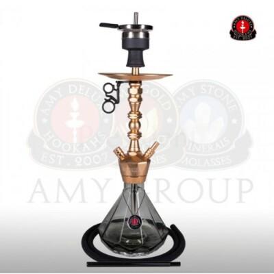 Amy Alu Diamond S ¤ Arany/Fekete ¤ 65cm ¤ Szilikon csővel