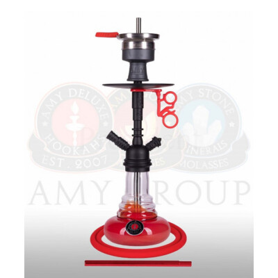 Amy Deluxe Baby Cloud vizipipa ¤ Piros ¤ 48cm