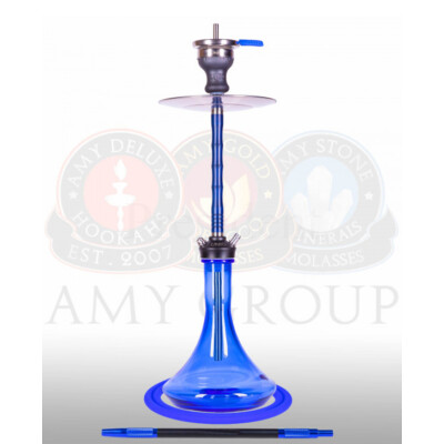 UNIO 006.01 vizipipa ¤ Kék ¤ 70cm ¤ Szilikon csővel