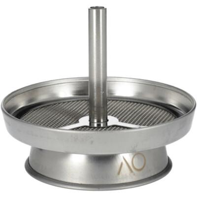 AO széntartó konzol ¤ Edelstahl ¤ Ezüst ¤ 2.0