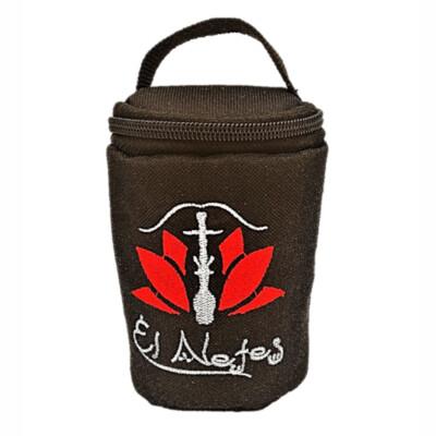 El Nefes dohánytölcsér táska ¤ Fekete