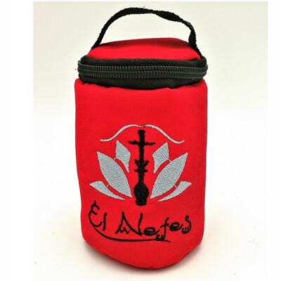 El Nefes dohánytölcsér táska ¤ Piros