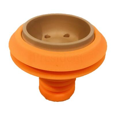 Hookah Flame Fusion ball vizipipa kerámia ¤ Narancs