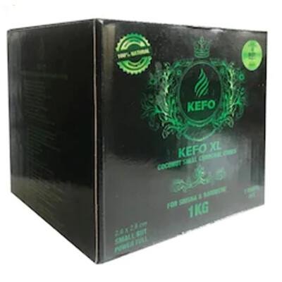 Faszén ¤ KEFO XL ¤ 1kg