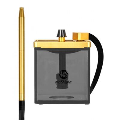 MS Micro vizipipa ¤ Arany/fekete