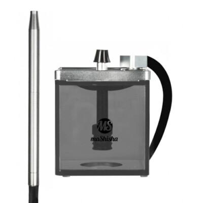 MS Micro vizipipa ¤ Ezüst/fekete