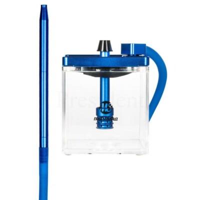 MS Micro vízipipa ¤ Kék/átlátszó