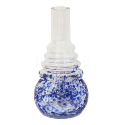 Univerzális üveg ¤ Cracked ¤ Pattern ¤ Kék ¤ 30cm/55mm